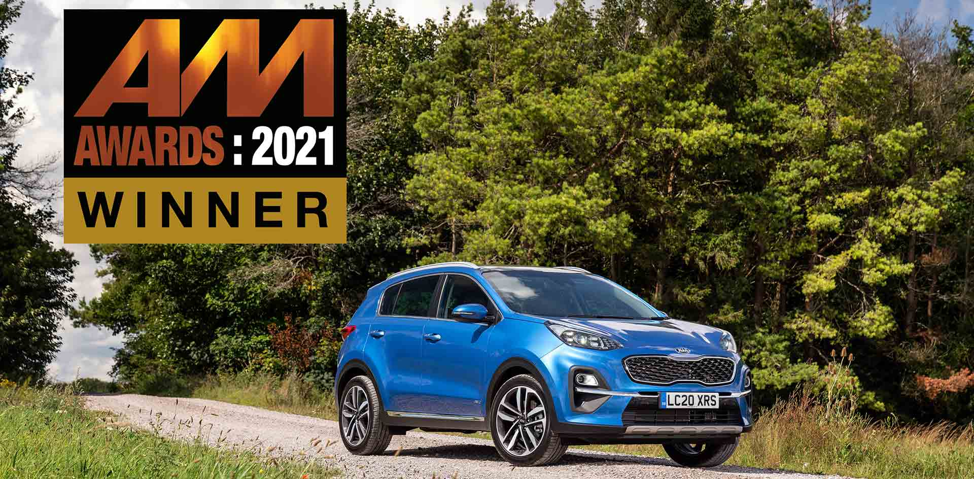 SPORTAGE PICKS UP 'USED CAR OF THE YEAR' AWARD