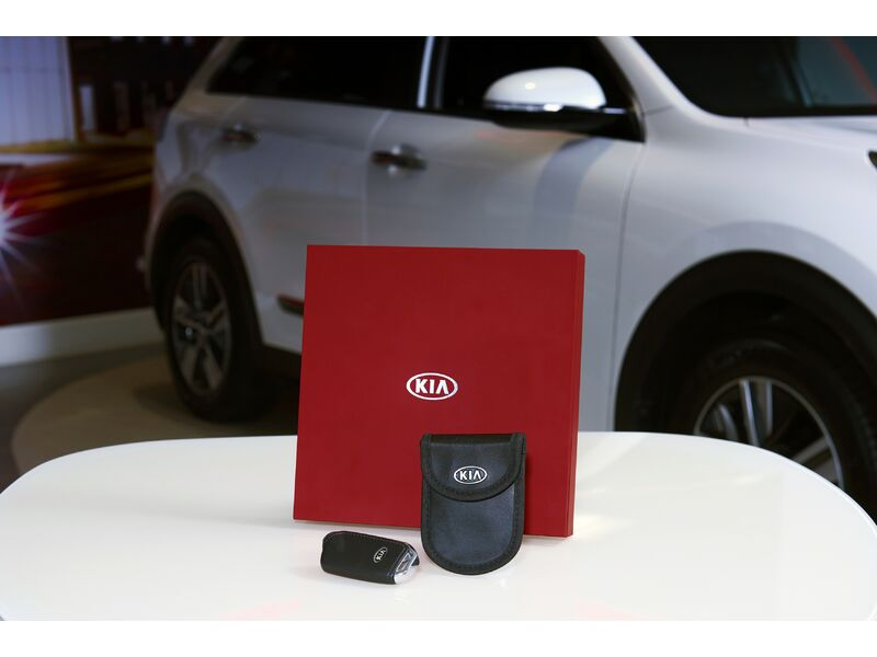 KIA HITS BACK AT CAR THIEVES WITH EXTRA SECURITY STEP NOW AVAILABLE AT SPEEDWELL KIA