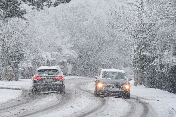 HOW TO GET A GRIP ON THE ICY WEATHER HITTING THE UK THIS WEEK