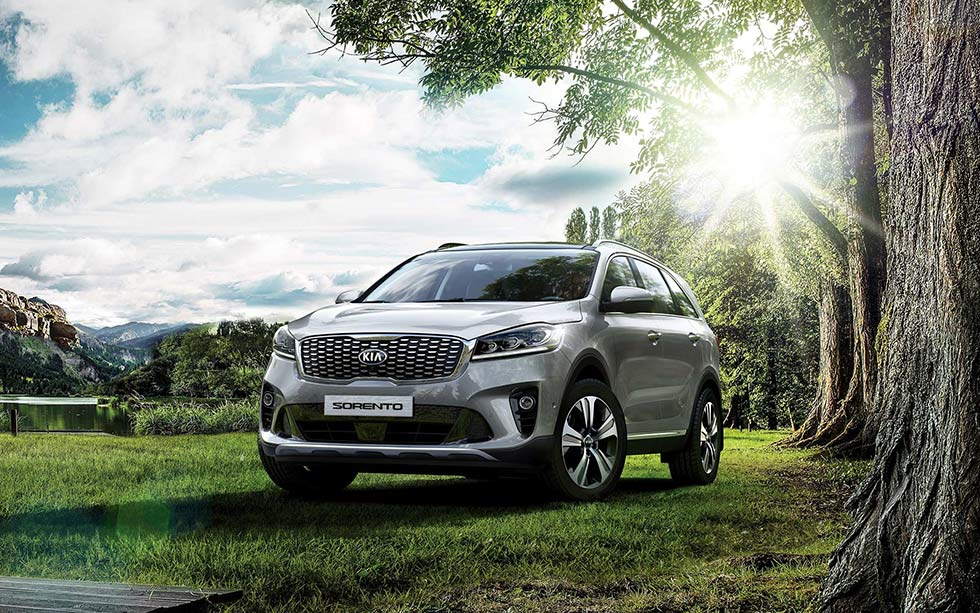 KIA SORENTO TOPS DRIVER POWER SURVEY