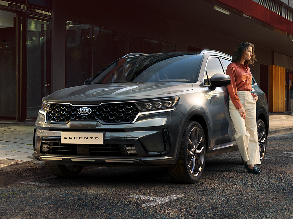 KIA SORENTO WINS AT AUTO EXPRESS USED CAR AWARDS 2020